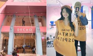 Decao - Châu Bùi bị 'ném đá' vì đặt tên shop là 'bệnh viện tâm thần'