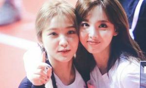 Dàn idol nữ thể hiện tình bạn ngọt ngào trong show thể thao ISAC