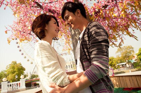4 bộ phim Hoa ngữ có nhiều cảnh hôn nhất