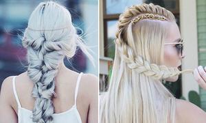 Đo độ cool ngầu của bạn qua cách tết tóc
