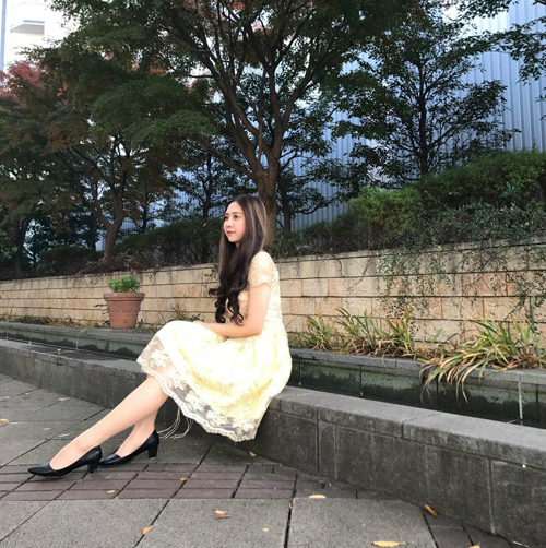 Cô bạn răng khểnh cực duyên trở thành Hoa khôi sinh viên tại Nhật - 2