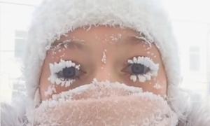Oymyakon - ngôi làng lạnh nhất thế giới