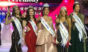 'Siêu vòng 3' Thanh Trang giành Á hậu 2 Hoa hậu các quốc gia 2017