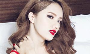 Hương Giang idol thi Hoa hậu chuyển giới không cần cấp phép