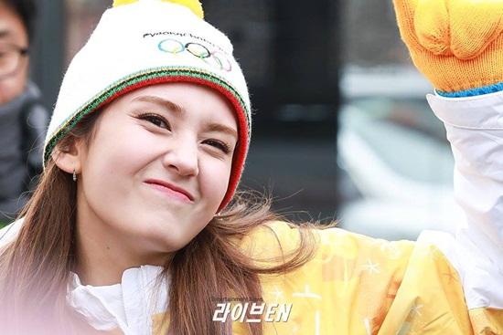 Dàn nữ thần, nam thần xứ Hàn tỏa sáng tại lễ rước đuốc Olympic - 4