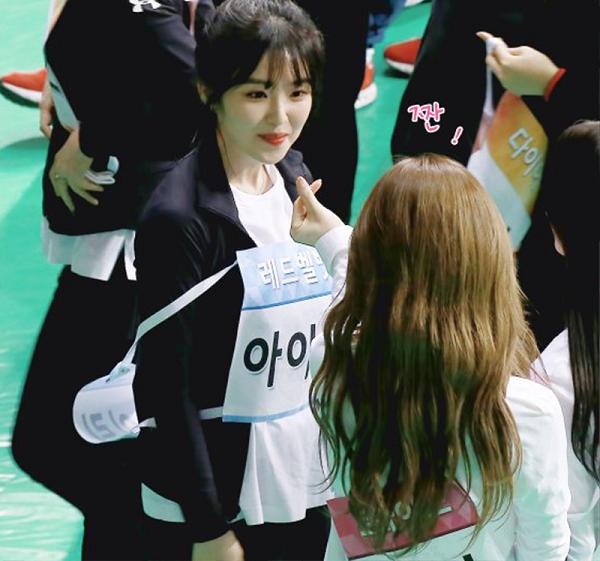 Khoảnh khắc ngàn con tim xin chết: Na Yeon tỏ tình với Irene - 2