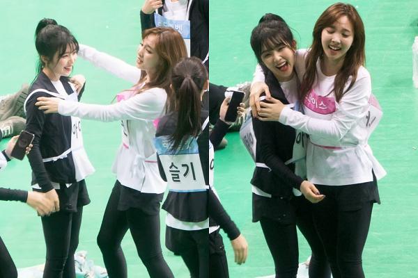Khoảnh khắc ngàn con tim xin chết: Na Yeon tỏ tình với Irene - 5