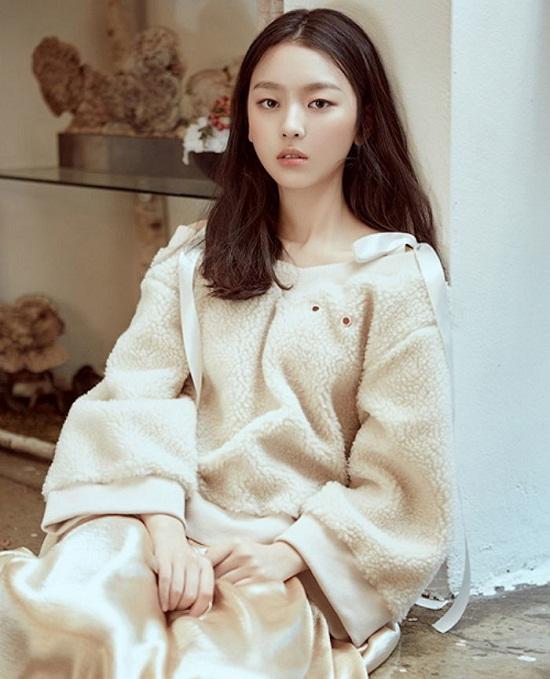 Nữ diễn viên Lee Soo Min