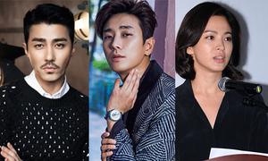 Sao hạng A Hàn Quốc từng dính bê bối ồn ào trong sự nghiệp