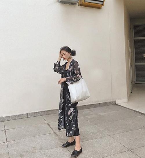 Chán túi da, ba lô sang chảnh, con gái Việt giờ chỉ thích túi vải bố đậm chất Hàn - 1