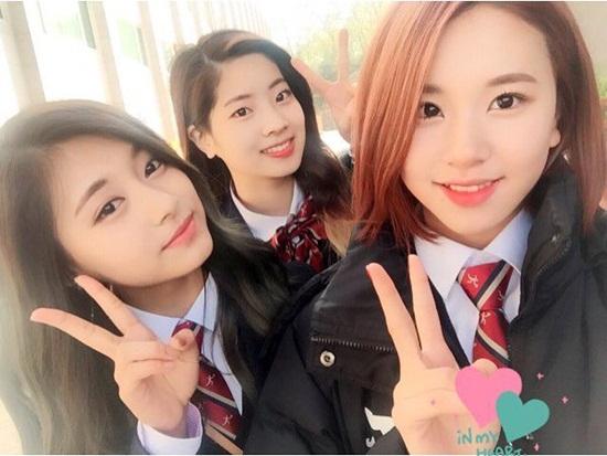 Những mỹ nam, mỹ nữ Kpop chuẩn bị tốt nghiệp trường Hanlim - 4