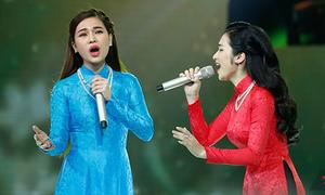 Hòa Minzy nói về tin đồn 'không vừa lòng' với Giang Hồng Ngọc