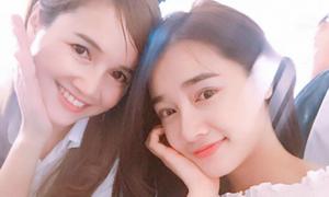 Chị gái Nhã Phương ủng hộ màn cầu hôn của Trường Giang