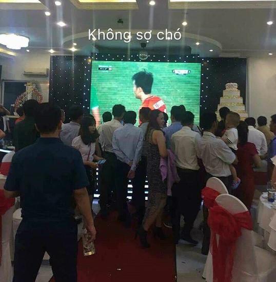 Những hình ảnh đẹp khó quên của CĐV Việt Nam trong trận đấu U23 Việt Nam - Iraq - 17