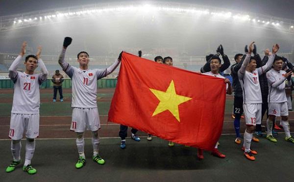 Hàng loạt báo lớn Châu Á khen ngợi chiến thắng của U23 Việt Nam