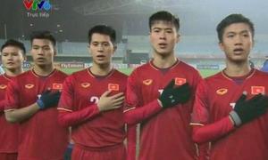 Bức ảnh 'toàn trai đẹp' của U23 Việt Nam được share chóng mặt