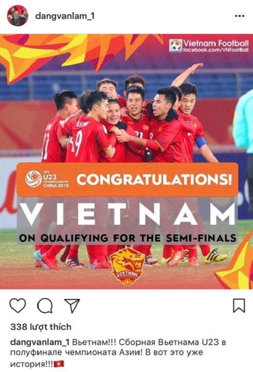 Công Vinh, Quốc Vượng, Đinh Ngọc Hải lên tiếng khen ngợi U23 Việt Nam - 2