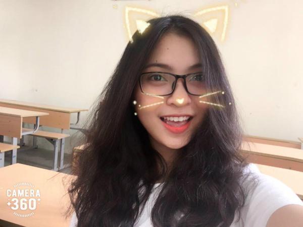 Người yêu xinh như hot girl của 4 tuyển thủ U23 Việt Nam - 2