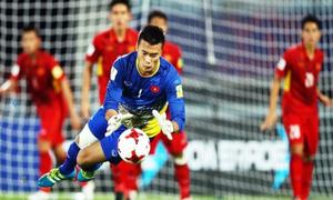 U23 Việt Nam có 2 cầu thủ tên Tiến Dũng, đây mới là 'người hùng'