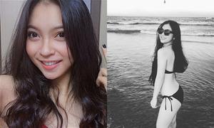Bạn gái 'hot girl' khiến tiền vệ Quang Hải gọi điện ngay sau trận thắng lịch sử