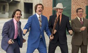Cảnh đánh nhau của Hollywood ngang ngửa phim Ấn về độ hài hước