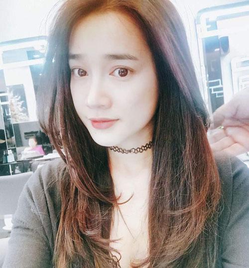 Nhã Phương có gương mặt để tóc gì cũng đẹp - 2