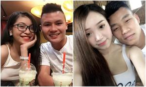 Người yêu xinh như hot girl của 4 tuyển thủ U23 Việt Nam