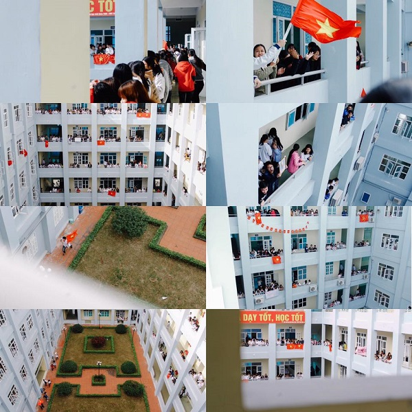 Những hình ảnh huyền thoại CĐV dành cho U23 Việt Nam trước thềm bán kết - 15