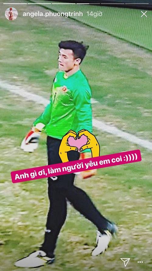 Dàn mỹ nhân Việt cũng phát cuồng với Tiến Dũng thủ môn - 2