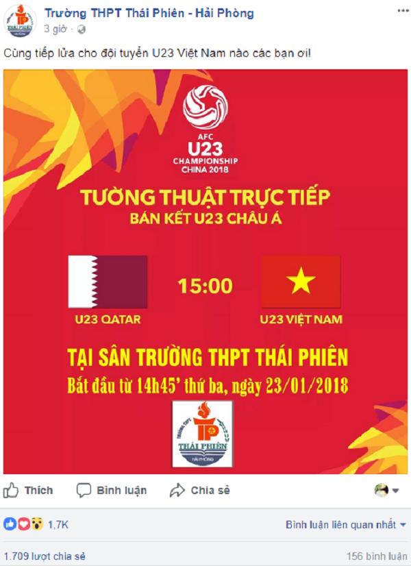 Fan bóng đá chờ U23 Việt Nam trong trận bán kết theo cách bá đạo - 4