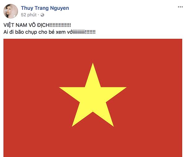 HHen Niê, Bảo Anh nhảy cẫng như bắt được vàng khi U23 Việt Nam chiến thắng - 2