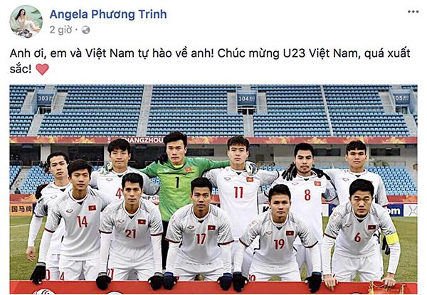 Dàn mỹ nhân Việt cũng phát cuồng với Tiến Dũng thủ môn - 1