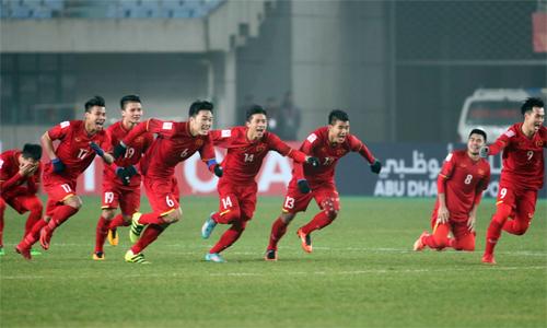 U23 Việt Nam sẽ ra sân vào chiều nay trong trận bán kết gặp Qatar.