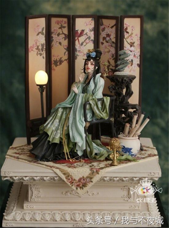 Kiệt tác bánh đẹp ngẩn ngơ của Vua đường Trung Quốc - 1