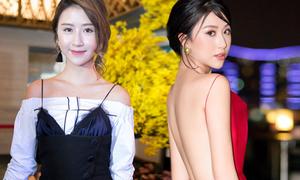Qua thời phối vô tội vạ, Quỳnh Anh Shyn giờ thành 'nữ thần thảm đỏ'