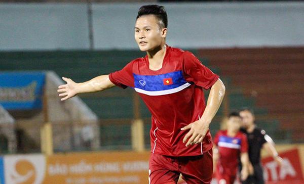 Dàn cầu thủ toàn hot boy của U23 Việt Nam trước giờ gặp Qatar - 7