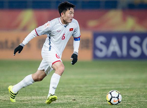 6 chàng trai làm nên chiến thắng lịch sử cho U23 Việt Nam - 1