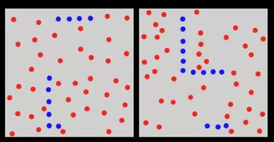 Người có IQ cao sẽ tìm ra thông điệp qua các chấm màu - 2