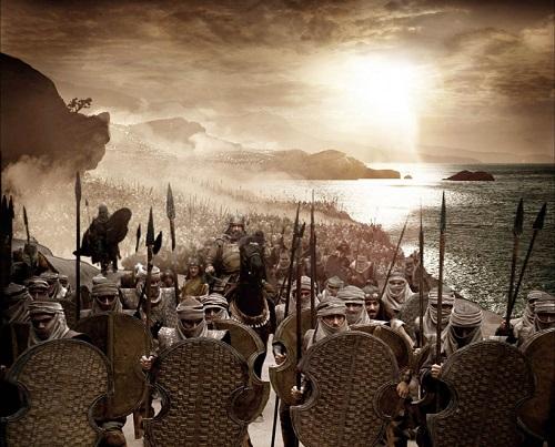 Trận chiến hùng tráng khó quên trong lịch sử được tái hiện từ 300