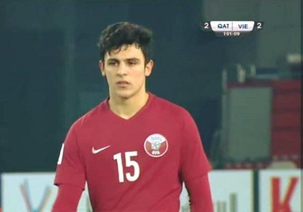 Hoàng tử lai Bassam Hisham buồn bã sau chiến thắng của U23 Việt Nam - 1