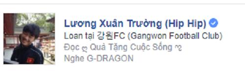 Nhiều cầu thủ U23 Việt Nam là fan cứng của Big Bang - 3