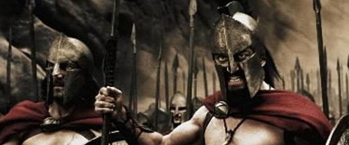 Trận chiến hùng tráng khó quên trong lịch sử được tái hiện từ 300 - 1