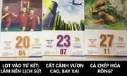 Quyển lịch tiên tri với dự đoán 'thần kỳ' về U23 Việt Nam