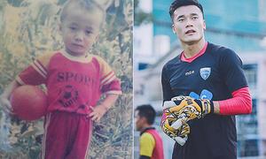Các hot boy U23 Việt Nam đã 'dậy thì thành công' thế nào?