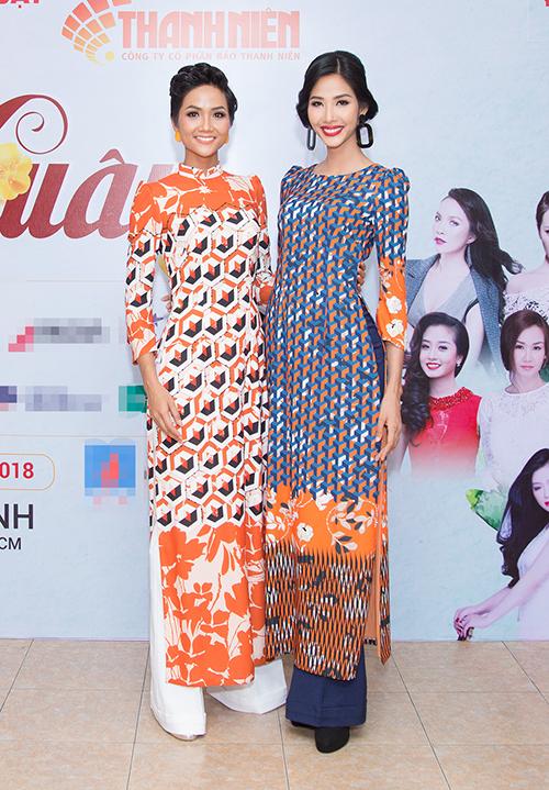Sau đăng quang, Hoàng Thùy - HHen Niê quay lại làm người mẫu - 4