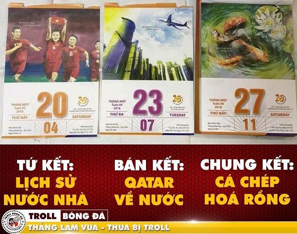 Bộ lịch tiên tri đã đưa ra dự đoán chính xác về chiến thắng của U23 Việt Nam trong trận tứ kết và bán kết. Vào trận chung kết, liệu dự đoán này có chính xác?
