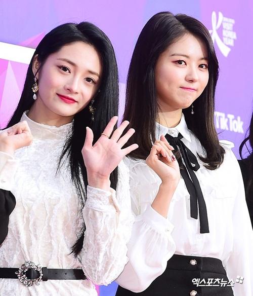 Thảm đỏSeoul Music Awards: Idol ôm nhau vì mặc ít giữa trời lạnh - 5