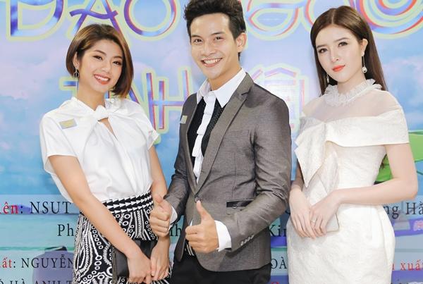 Lilly Luta tái xuất xinh đẹp cạnh bạn trai Lưu Quang Anh - 3