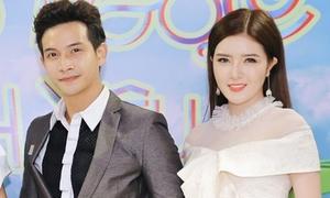 Lilly Luta tái xuất xinh đẹp bên 'bạn trai' Lưu Quang Anh