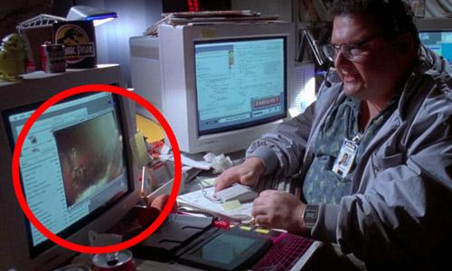 Khán giả soi được cảnh phim ngốc nghếch trong bom tấn Công viên Kỷ Jura - 1